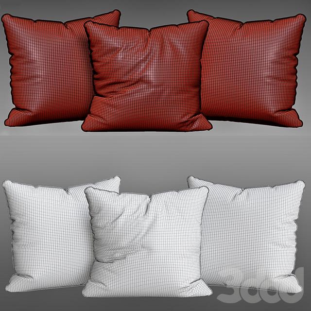 Erode Throw Pillow