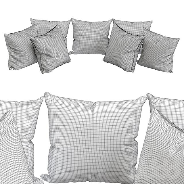 Pillows for sofa Premium PRO №138