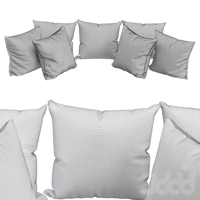 Pillows for sofa Premium PRO №145