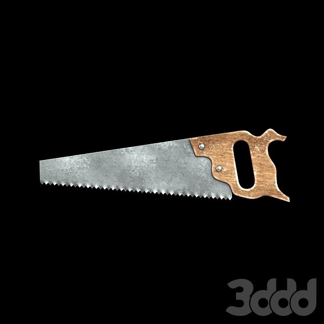 Ручная пила (Ножовка)