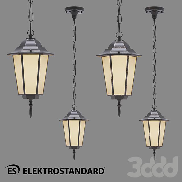 ОМ Уличный подвесной светильник Elektrostandard GL 1004H
