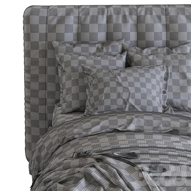 Кровать RH Modena Bed 2