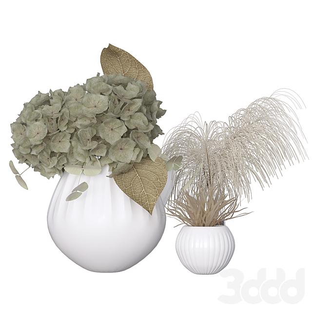 Букет цветов в вазе 41