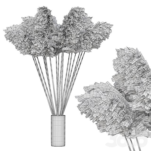 Букет цветов в вазе 42