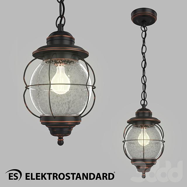Ом Уличный Подвесной Светильник Elektrostandard Glxt-1475 H Regul H