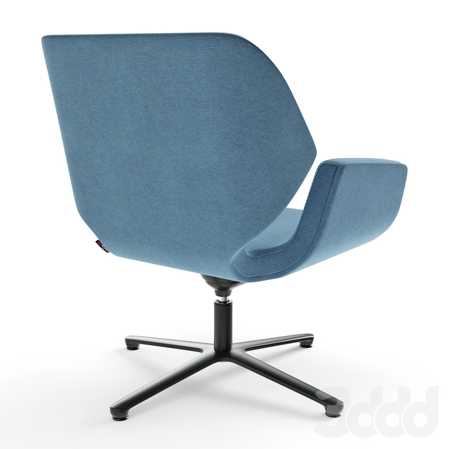 Lounge Chair  BOOI BO 4C2 (Bejot)