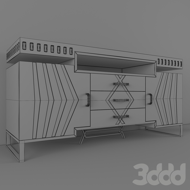Sideboard & Chest of drawer