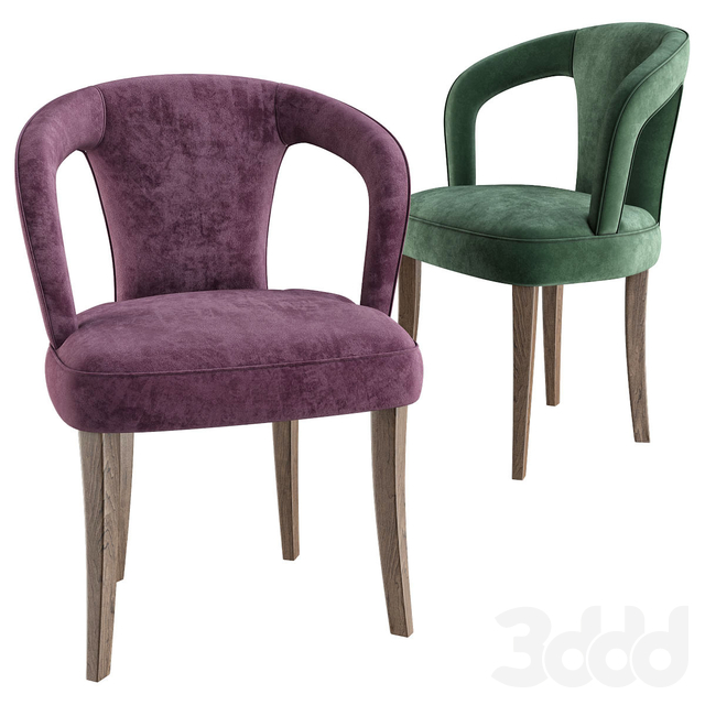 Daisy Chair by Munna in Dining Chairs