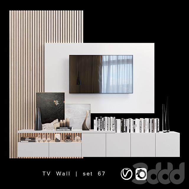TV Wall | set 67