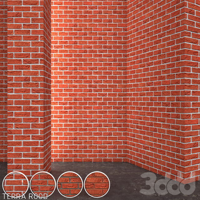 Vandersanden Brick Terra Rood