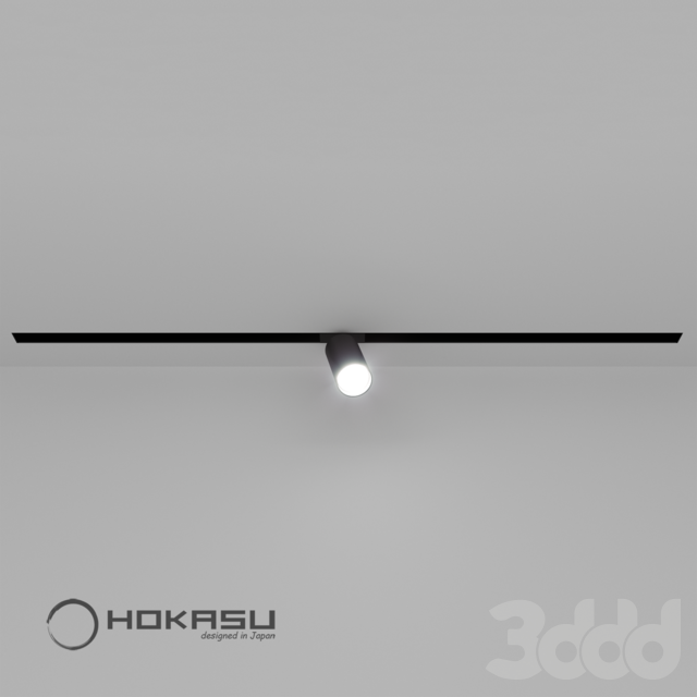 Магнитный трековый светильник HOKASU OneLine+ Spot