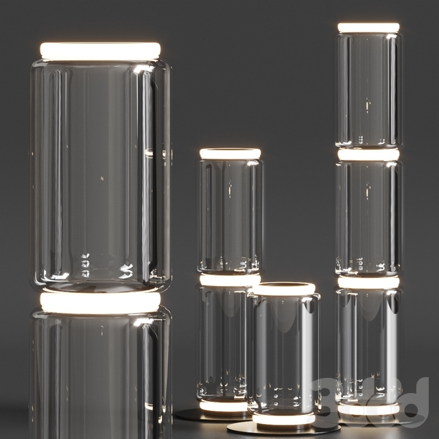 Flos Noctambule Floor Lamps