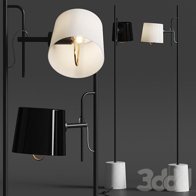 Seyvaa Open Floor Lamps
