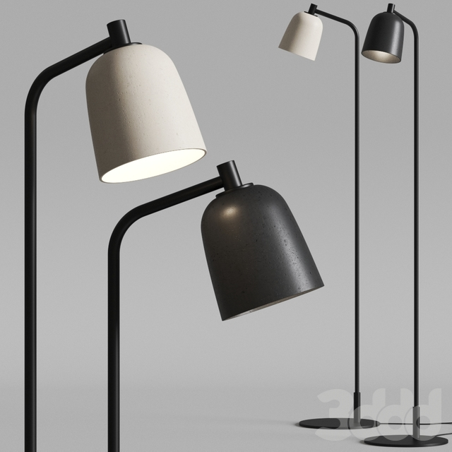 Millelumen Casablanca Clavio Floor Lamp
