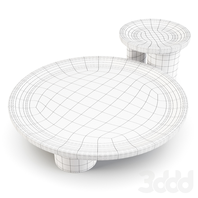 Baxter: Calix - Coffee Tables