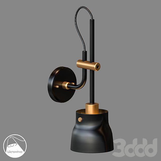 LampsShop.ru В4178 Sconce Shiber