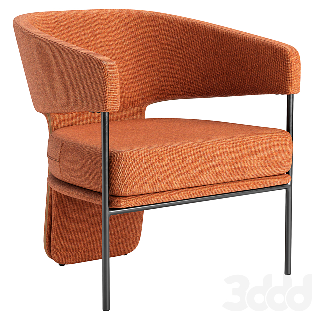 Palazzo Armchair by La Redoute
