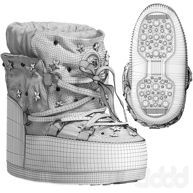 Луноходы Moon Boot King Boots