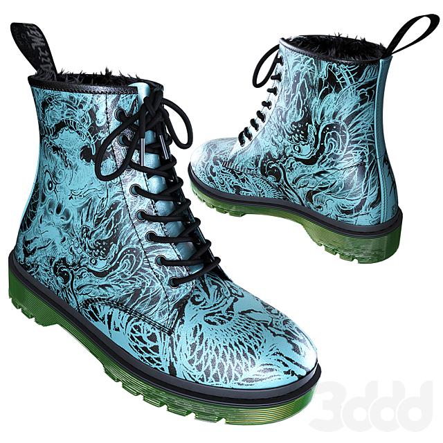 Dr.Martens winter boots
