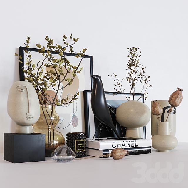 Декоративный набор 31 H&M home