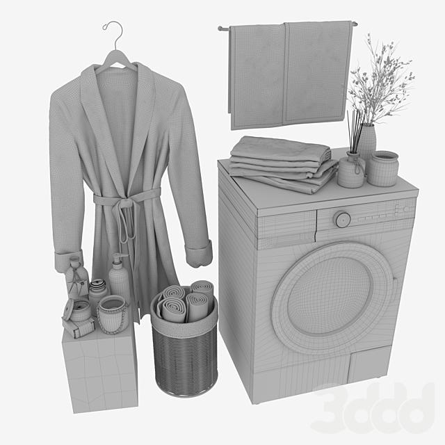 Bathroom accessories 06