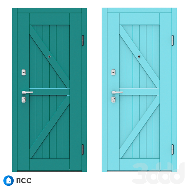 OM Входная дверь LOFT (Loft-139) - ПСС