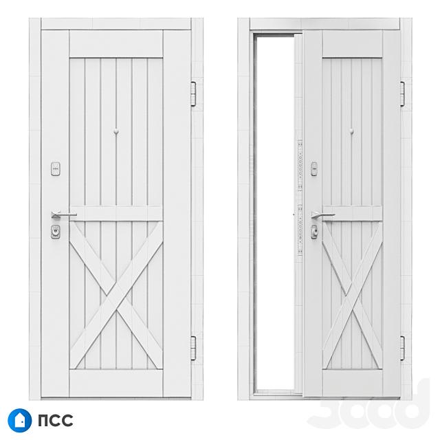 OM Входная дверь LOFT (Loft-140) - ПСС