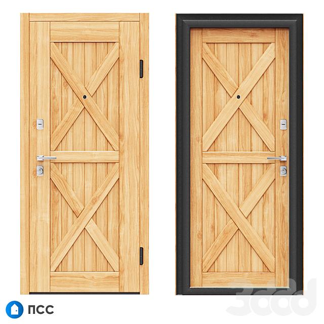 OM Входная дверь LOFT (Loft-141) - ПСС