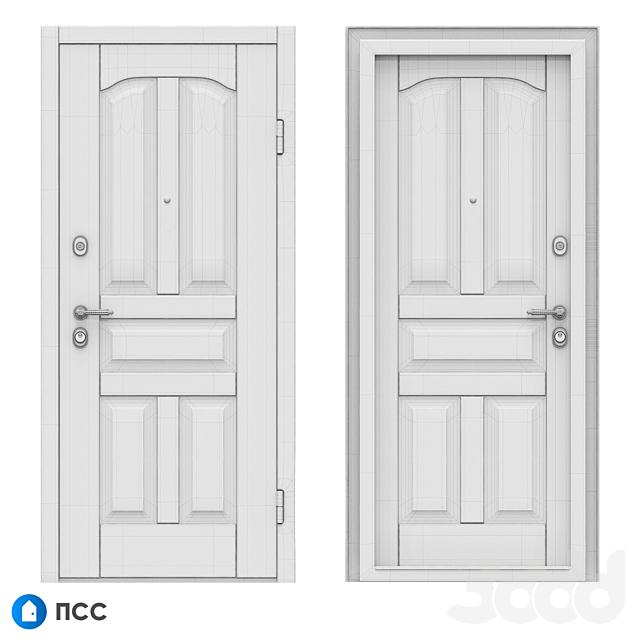 OM Входная дверь ЭКО (ЭКО-68) - ПСС
