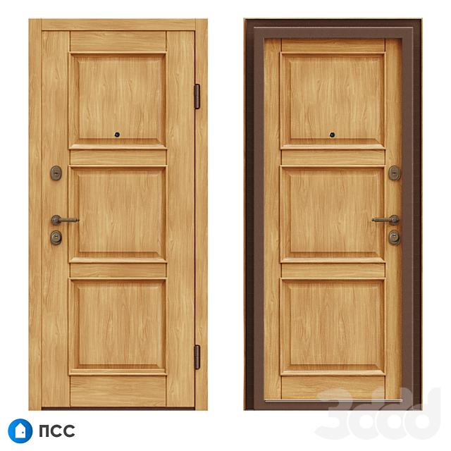OM Входная дверь ЭКО (ЭКО-74) - ПСС