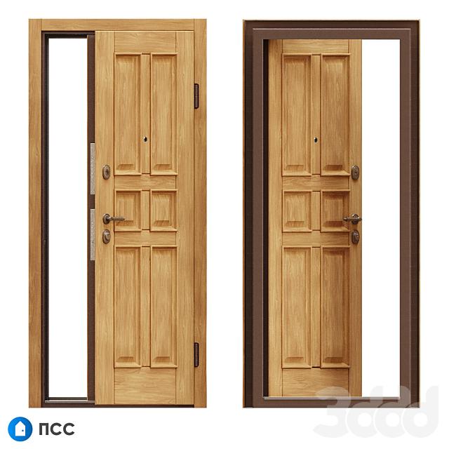 OM Входная дверь ЭКО (ЭКО-78) - ПСС