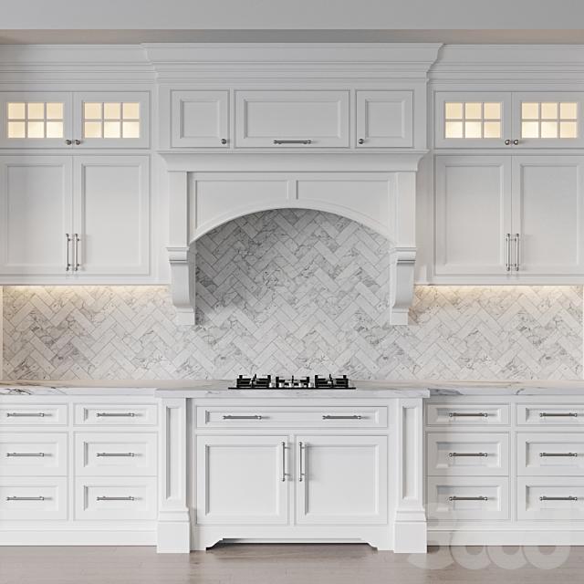 Classic kitchen 3