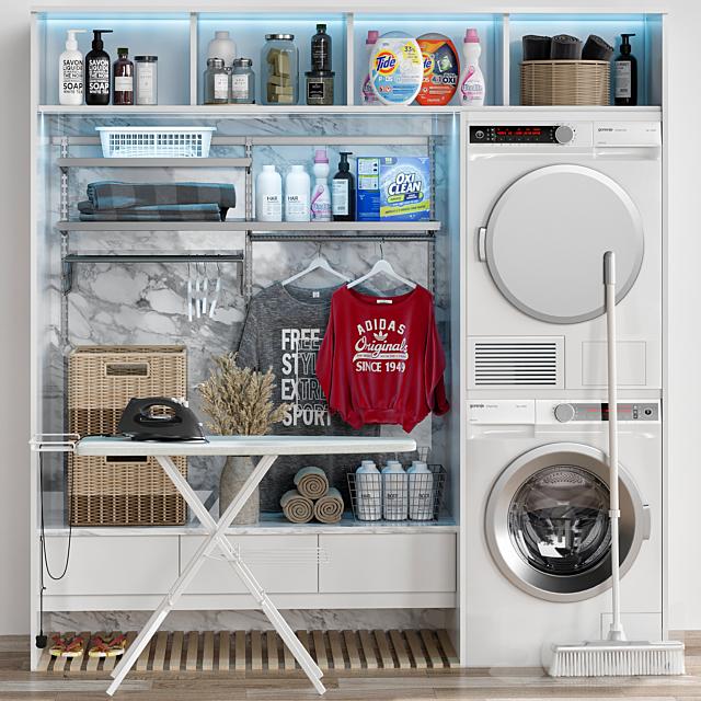 Laundry set 03