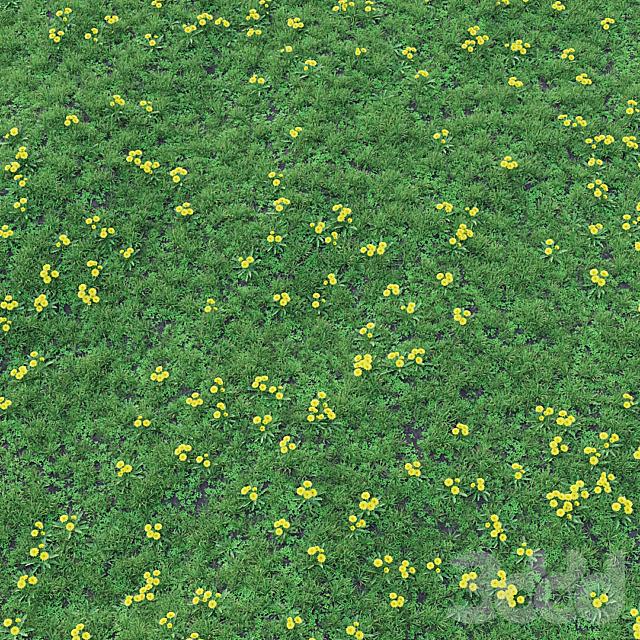 Трава набор 01 - Одуванчик