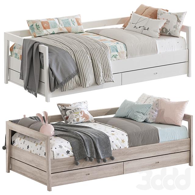 Кровать Daybed Large От Mint Factory 3