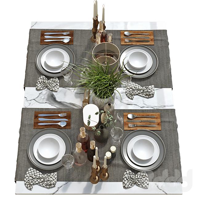 Tableware set 150